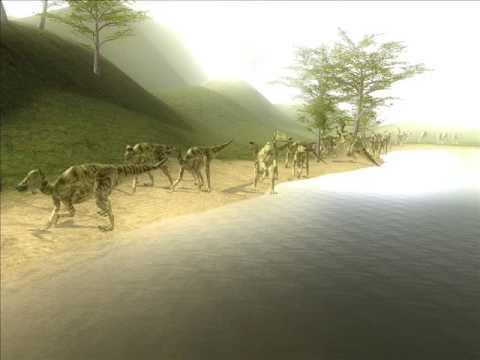 DinoRoar - Edmontosaurus Calling other
