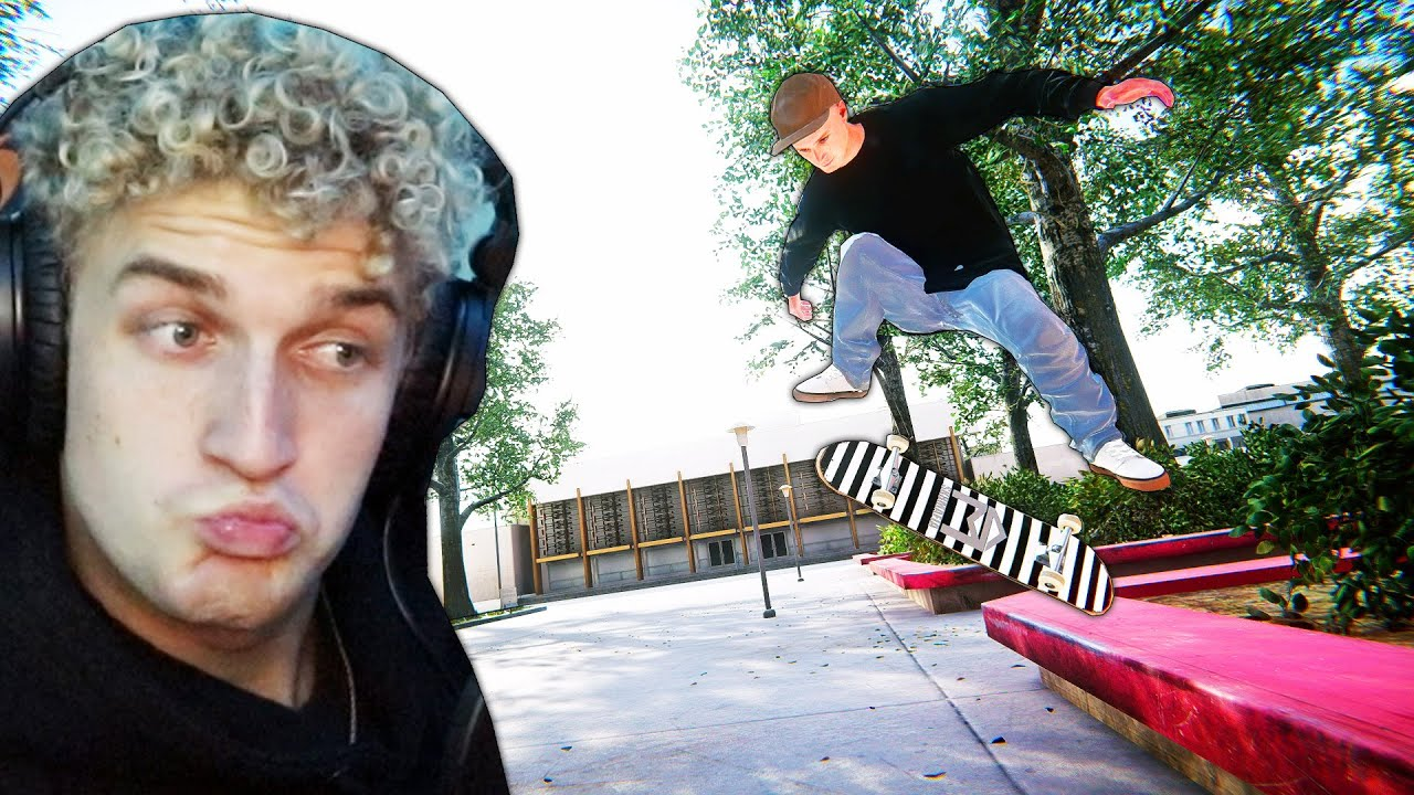 I'M GOING BACK TO VANILLA SKATER XL! | Skater XL