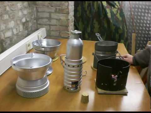 New process antique stove