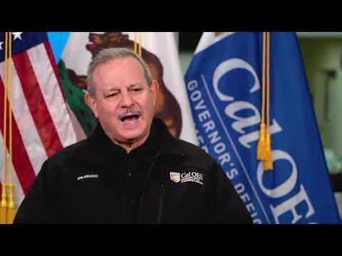 Cal OES Director Mark Ghilarducci on COVID 19 Deaths