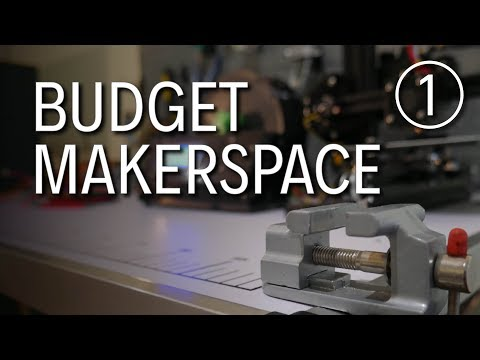 The $500 Makerspace Part 1 - Budget 3D Printers