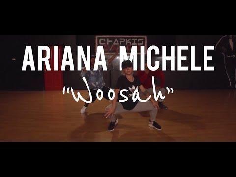Woosah by Jeremih | Chapkis Dance | Ariana Michele