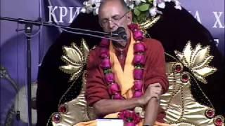 Бхакти Вигьяна Госвами   лекция по Чайтанья-чаритамрите 30 08 13