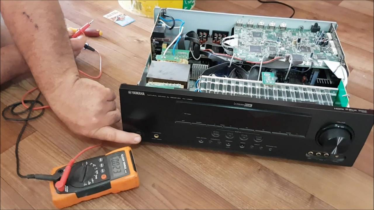 yamaha a 520 stereo integrated amplifier repair manual