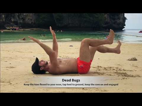 Chiro Approved Core Exercises