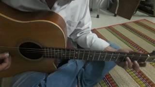 Tàu Đêm Năm Cũ Guitar Bolero