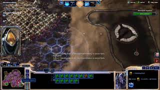 StarCraft 2 Совместные задания боец-ветеран