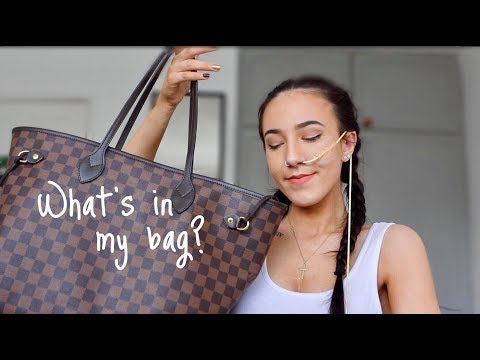 ♡ Updated What's In my Bag? Spoonie Edition👜 | Amy Lee Fisher ♡