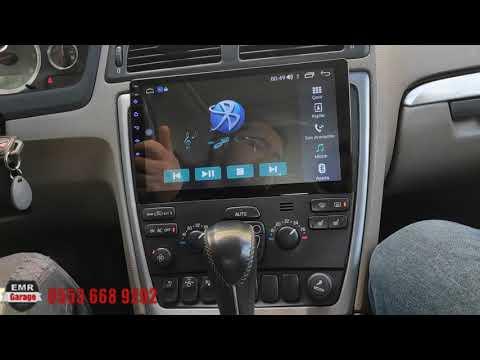 Eski Kasa Volvo S60 Android Multimedya Navigasyon Cihazı Montajımız - Emr Garage Ankara