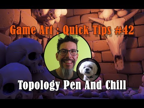Quick Tip #42 : Topology Pen And Chill