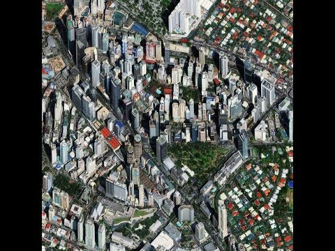 Metro Manila and it's corners 2018