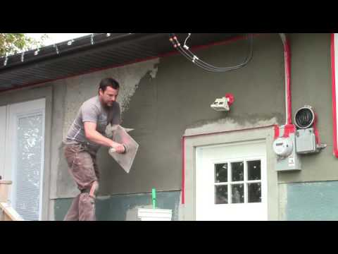 How to Make Your Old Stucco Look Modern for Cheap (EXTENDED VERSION)