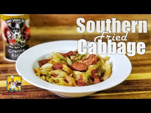 southern-fried-cabbage-with-bacon-and-sausage