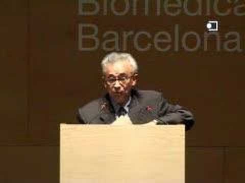 Antonio Damasio. Brain and mind: from medicine to society. 1/2