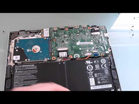 Acer Aspire V11 notebook upgrades