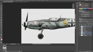 Messerschmitt Bf109 Vertical Targeting