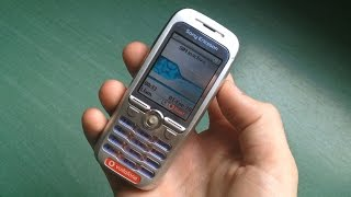 Sony Ericsson F500i retro review (old ringtones and more)