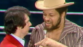 Ernie Ladd gets heated with Vince McMahon: All-Star Wrestling, January 7, 1976 (WWE Network)