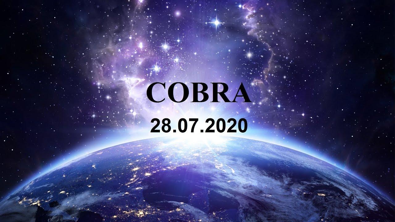 Интервью с Коброй - тахионные камеры и события на Земле