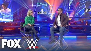 Фото Full Interview: CM Punk Answers If He Would Return To The Ring | WWE BACKSTAGE | WWE ON FOX