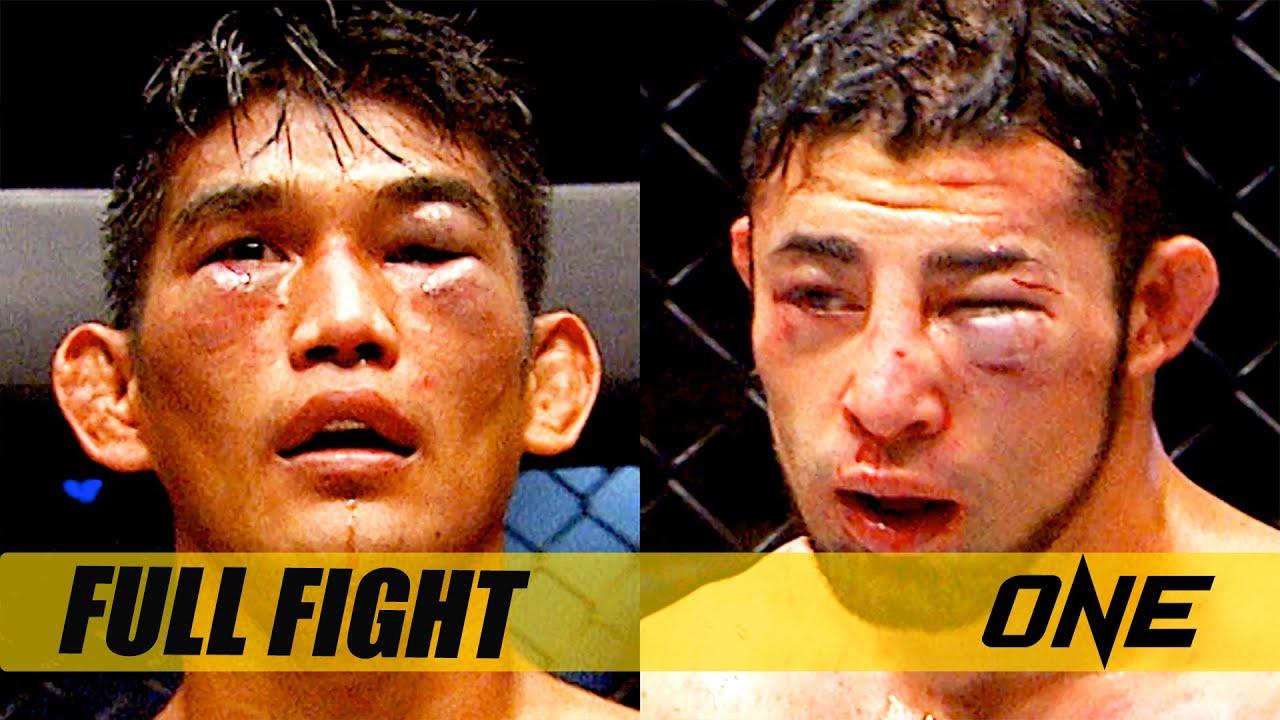 Aung La N Sang vs. Ken Hasegawa | ONE:BATTLEGROUND Fight Replay