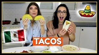Προσπαθήσαμε να φτιάξουμε μεξικάνικο?! || fraoules22