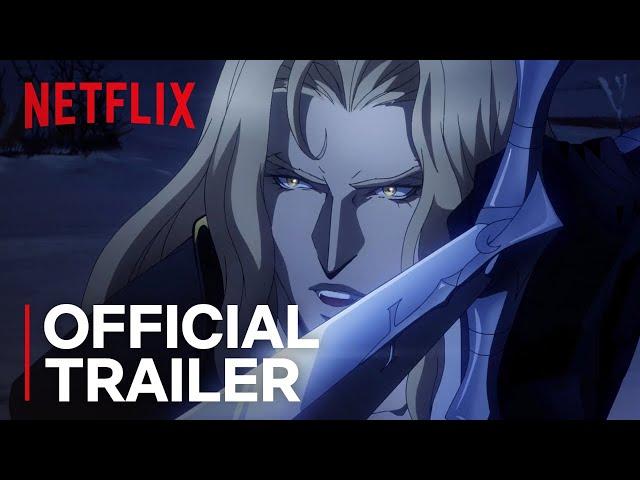 Castlevania: Season 2 | Official Trailer | Netflix