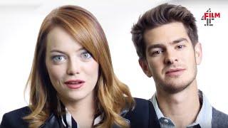 Emma Stone & Andrew Garfield talk Amazing Spider-Man 2 | Film4 Interview Special