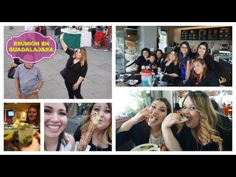 VLOG: Conociendo Guadalajara con Makillarte + Reunion