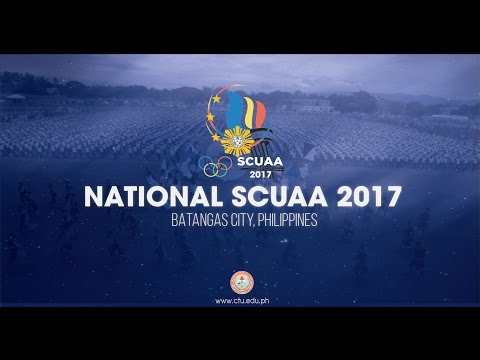 National SCUAA  Games 2017