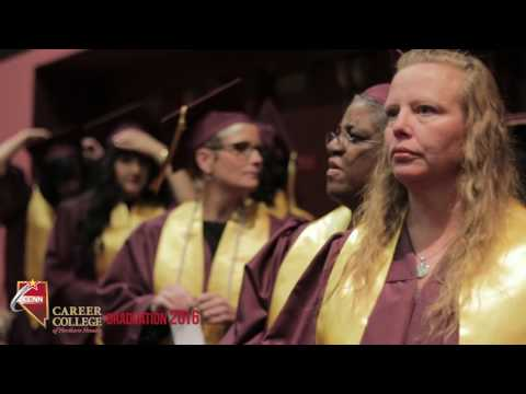 Career College of Northern Nevada Graduating Class of 2016