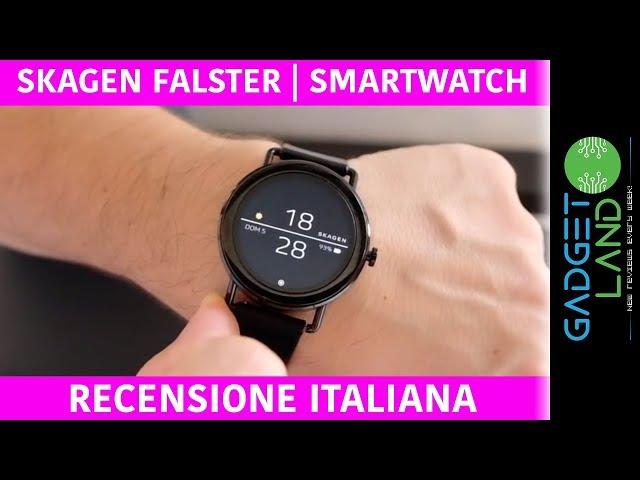 Recensione Skagen Falster | Smartwatch MINIMAL e BELLO