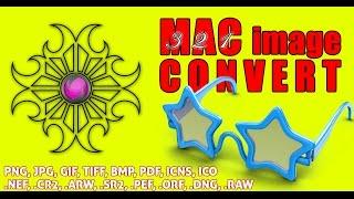 Mac Image Converter - 321Soft