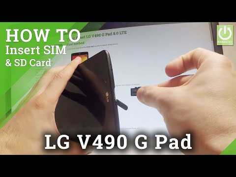 LG G Pad 8 3 Factory Reset Wipe Data with stock recovery | FunnyCat TV