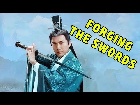 Wu Tang Collection - Forging The Swords (ENGLISH Subtitled)