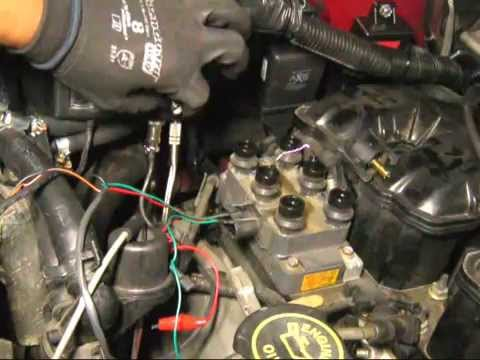 1995 Ford Mustang Fuse Box Diagram Analizador De Bobinas Ford Etec Explorer Wmv Youtube
