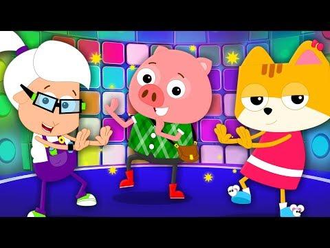 Here We Go Looby Loo | Nursery Rhymes | Kids Song | Children Rhyme