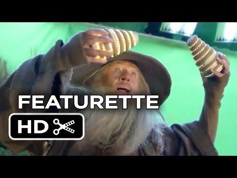 The Hobbit: An Unexpected Journey Extended Edition - Ian McKellen (2013) HD