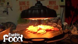 자이글 핸썸 적외선 전기그릴 고기조리용 요리도구 불판 …