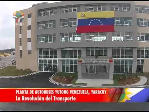 LA REVOLUCION DEL TRANSPORTE EN YARACUY