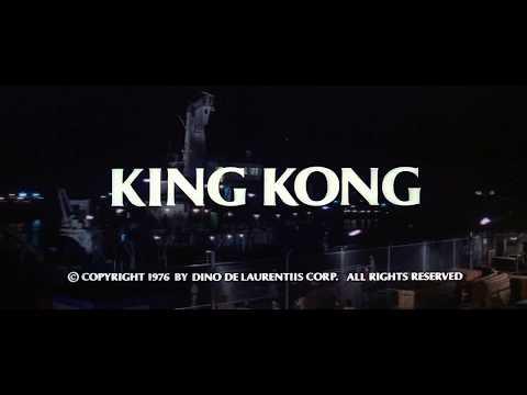 King Kong 1976 película completa en español