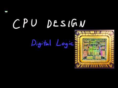 CPU Design Digital Logic - Stream 1