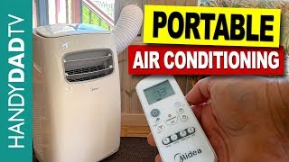 Do Portable Air Conditioners Really Work? (A real world test)