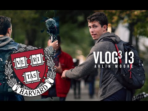 A CHILL DAY AT HARVARD UNIVERSITY // Arlin Moore