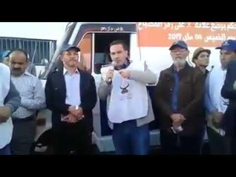وعود مصطفى الخلفي ايام الانتخابات