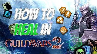 Guild Wars 2 - A Compreнensive Guide To Healing (New Player Friendly 2021)