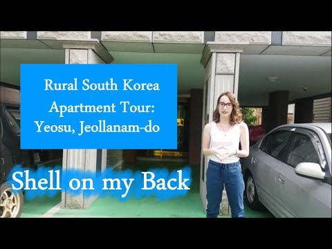 Rural South Korea Apartment Tour: Yeosu, Jeollanam-do