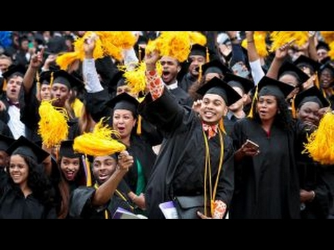 Have student loans become impossible to pay off?