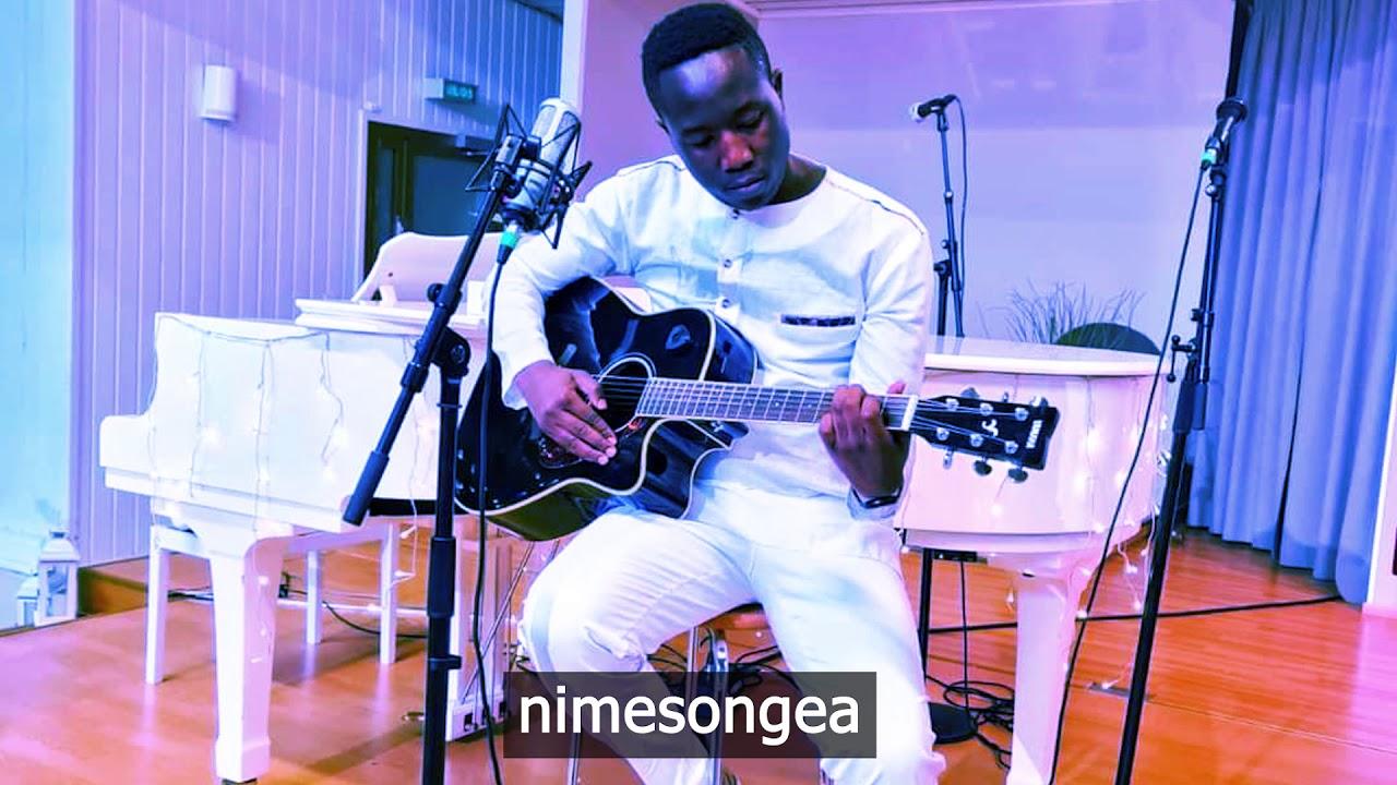 Download NASIKIA KUITWA  Lyrics Video- Jason jeff #swahilihymns