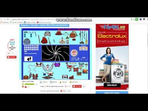 Trò Chơi-Doraemon-[GameVui] hướng dẫn chơi